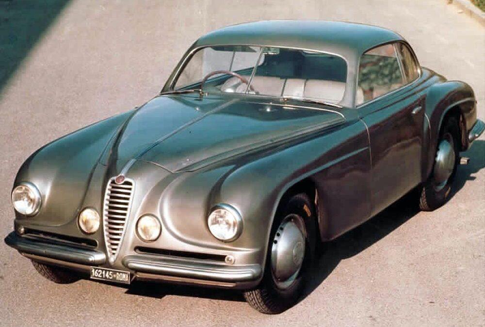 Alfa Romeo presenta al 6C 2500
