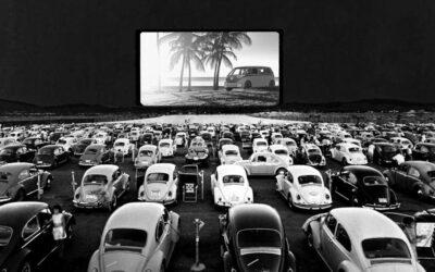 Al cine en Volkswagen
