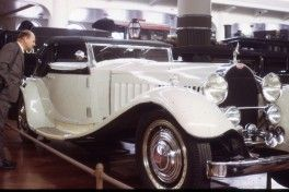Bugatti Royale slider