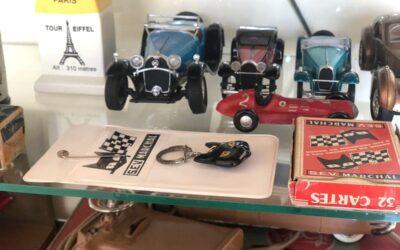 Automobilia y las colecciones: todo tiempo pasado fue anterior (I)
