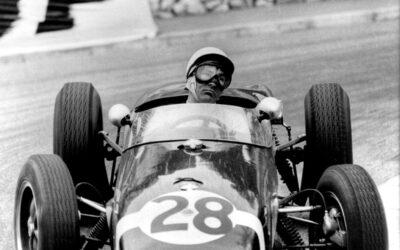 Hace 60 años Lotus ganaba su primera carrera de Fórmula 1