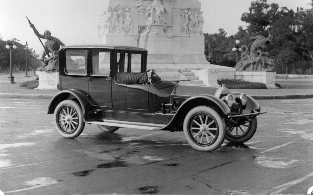 Monumento al Town Car