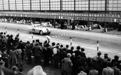 80 años de la victoria de BMW en la Mille Miglia
