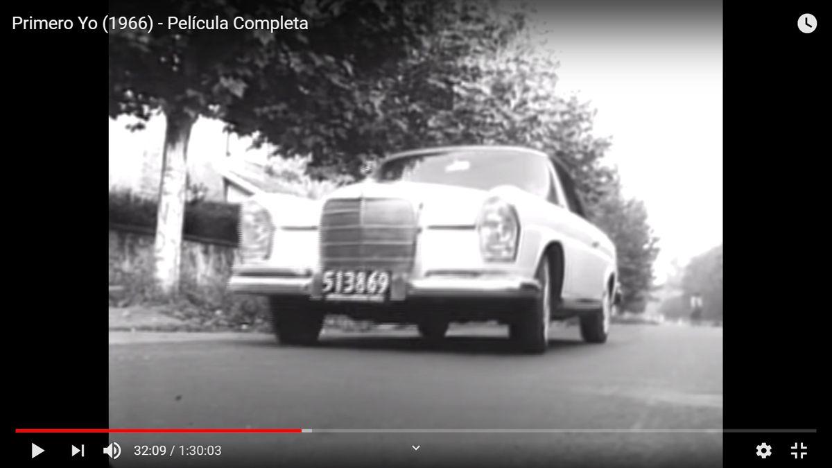 Primero Yo Mercedes