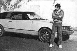 Rene Houseman y Toyota Celica