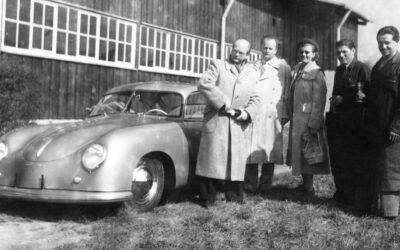 La tradición de retirar un Porsche en fábrica cumple 70 años