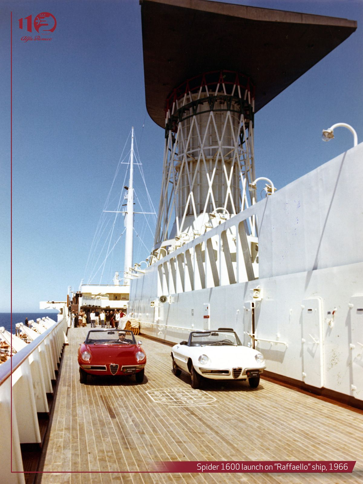 Spider-1600 launch on Raffaello ship-1966_ENG