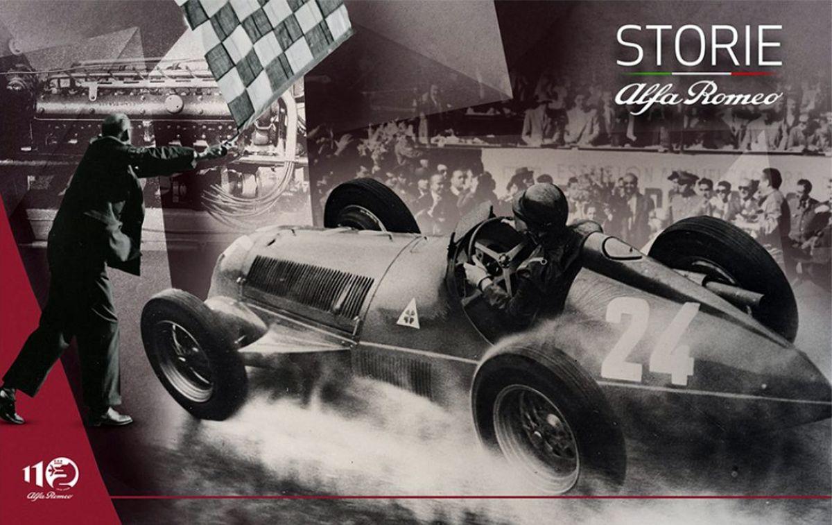 Storie Alfa Romeo. Cuarto episodio