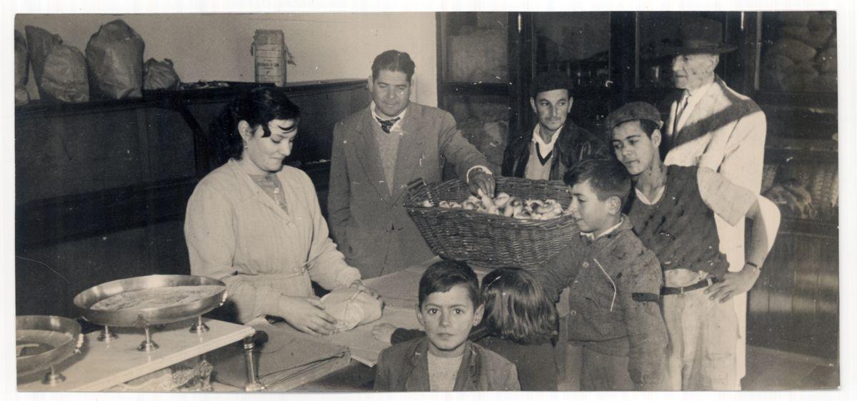 Uruguay_Cerro Largo_Melo_Panificadora La Americana_1952
