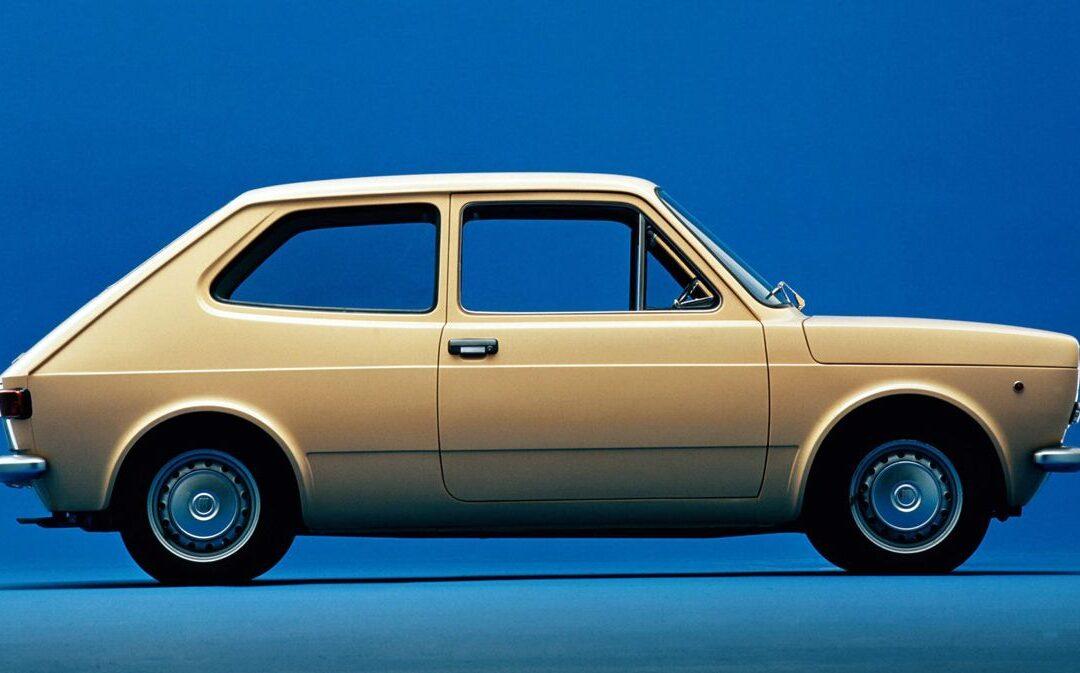 El Fiat 127 de los Prodan