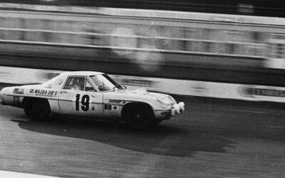 Mazda y su apuesta rotativa en la Marathon de la Route 1968