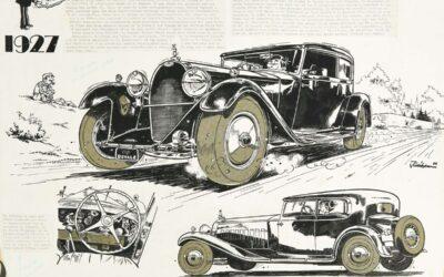 La verdadera existencia de la Bugatti Royale argentina