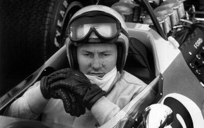 McLaren recordó a su creador a medio siglo de su muerte
