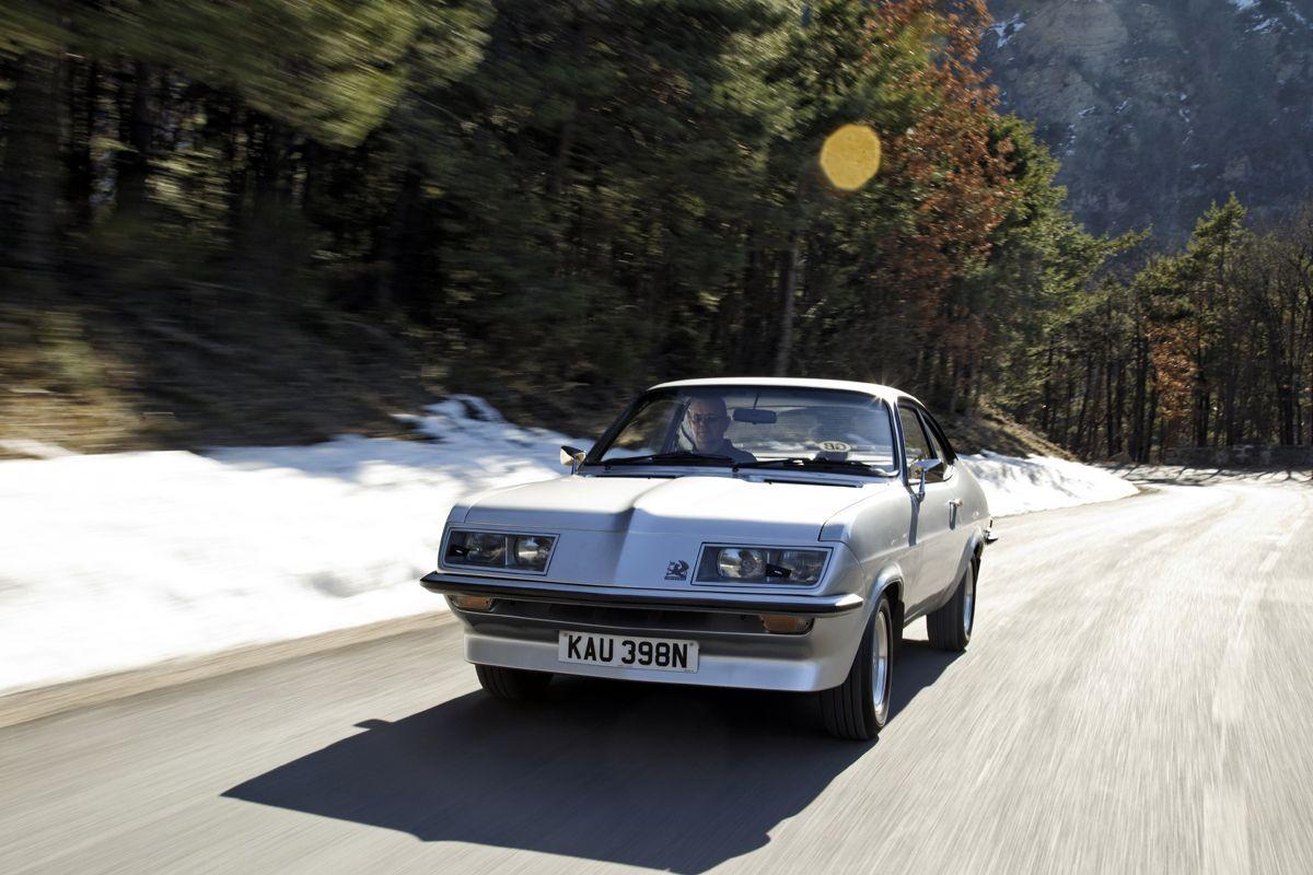 1975 Vauxhall Firenza HPF Droop Snoot (3)