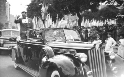 El Packard presidencial argentino sale a remate