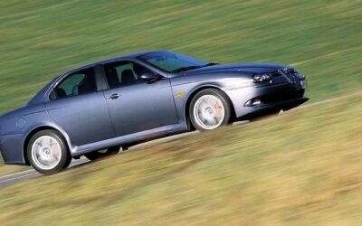 Alfa Romeo presenta al 156