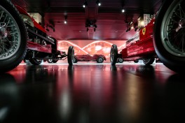 Alfa Romeo Museum - Speed Section