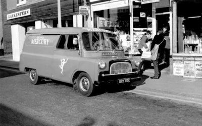 Vauxhall presenta la Bedford CA