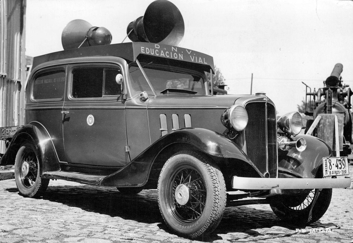 Chevrolet Vialidad Nacional