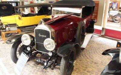 Un siglo de Peugeot presidenciales