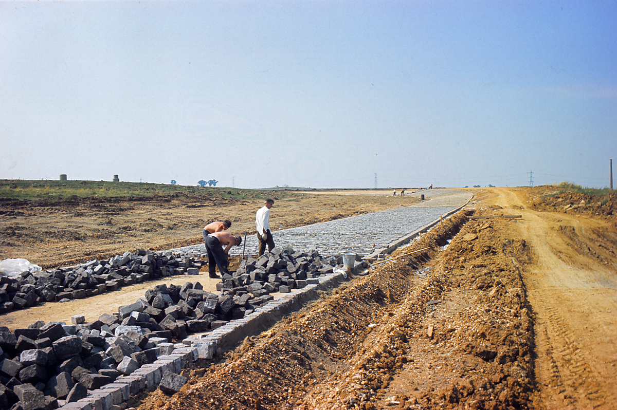 millbrook-50th-anniversary-belgian-pave-construction-1970