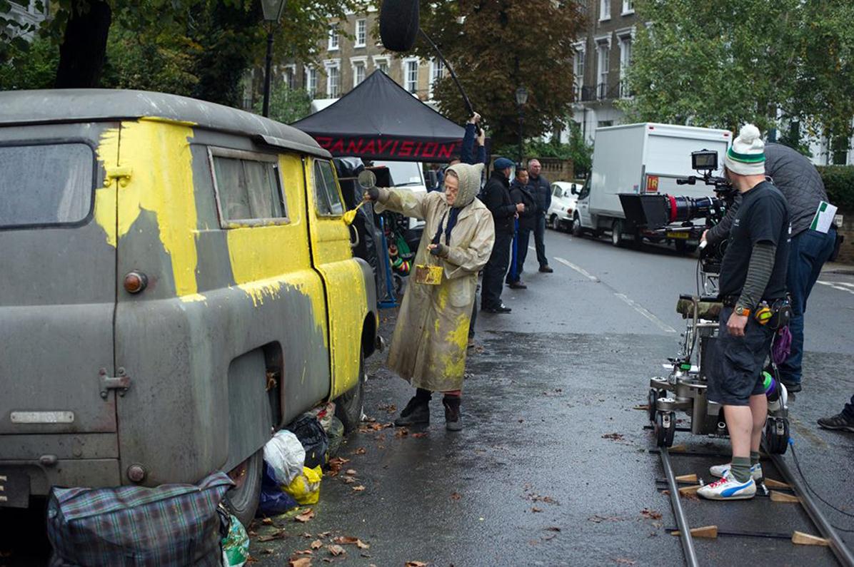 1146911_1957 Bedford CA Van filming 1 HR
