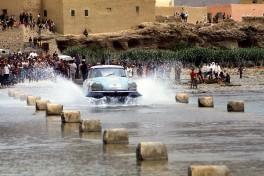 Deschazeaux-Plassard al Rally del Marocco del '73 con la loro DS23 - Foto1_0