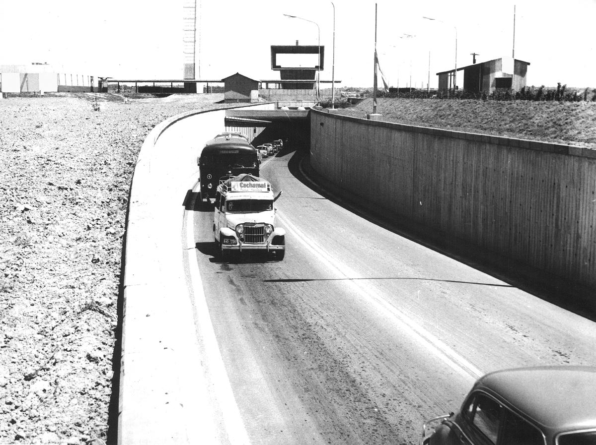 Tunel transito