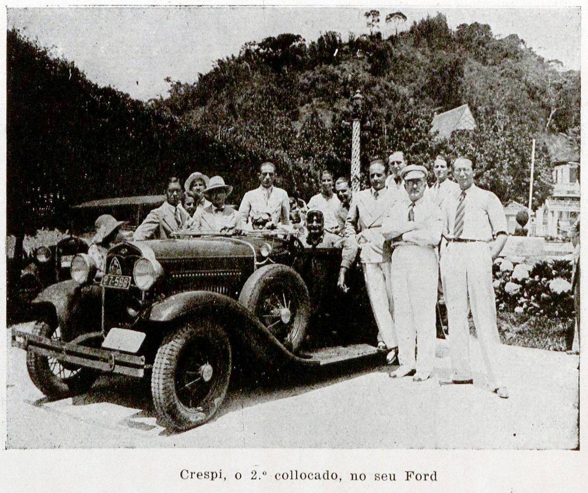 subida de montanha 1932 ford