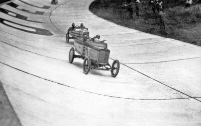Un siglo de la pista de carreras de Opel