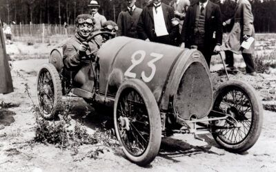 La Bugatti Brescia, una leyenda centenaria de las carreras
