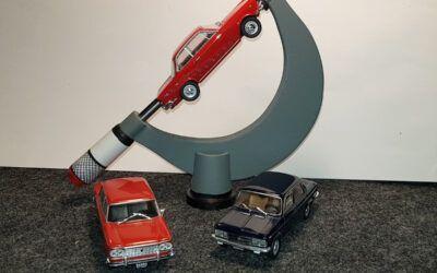 Del micrómetro del Falcon al calibre de Fiat