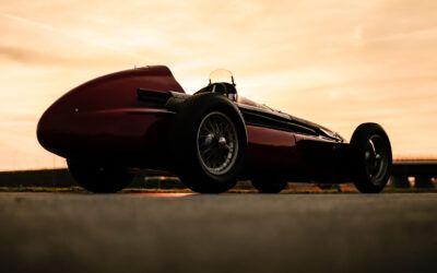 Un calendario dedicado a la historia de Alfa Romeo