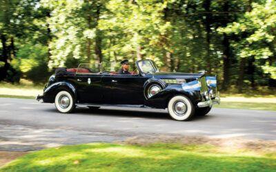 Los pasos perdidos y encontrados del Packard presidencial
