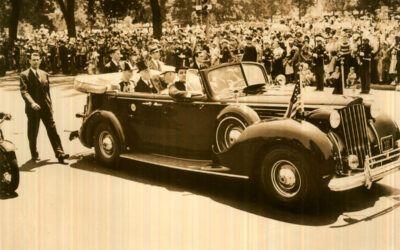De Packard presidenciales y reales