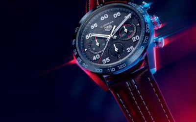 Heuer y Porsche: un sólo corazón en relojes y autos