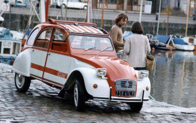 Spot, elorigen de la series especiales sobre el Citroën 2CV