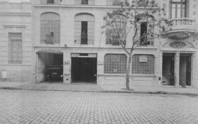 Hay lugar: el Garage Auto Palace