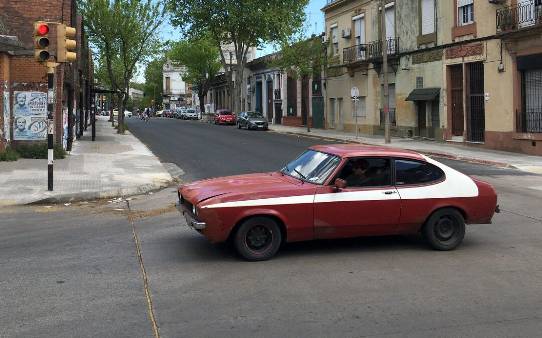 Starsky &Hutch viven en Montevideo