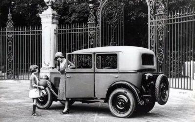 201, el primer Peugeot construido en gran serie