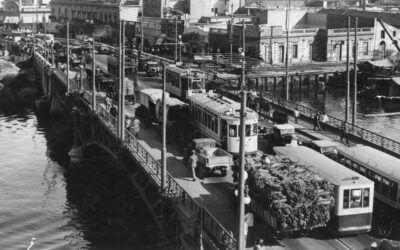 El Puente Pueyrredón cumple 90 años