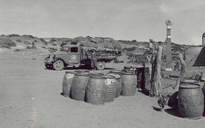 Tanques llenos: una YPF en Malargüe