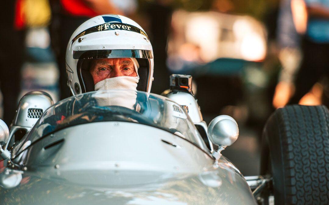 Porsche celebra los 80 años de Richard Attwood